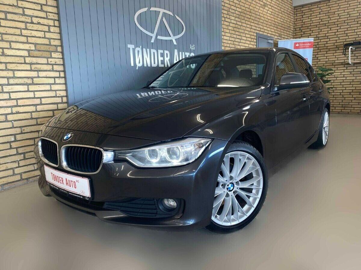 BMW 320d 2,0 aut. 4d - 189.500 kr.