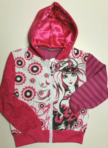 104-116 Zip NEU Gr Child Face Kinder Sweat-Jacke mit Kapuze