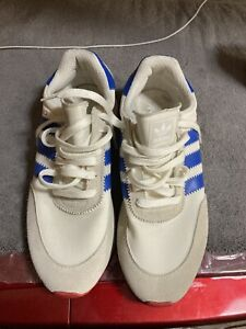 intimidad longitud Lluvioso  Adidas Iniki Boost I-5923 Pride of the 70s White Royal Red BB2093 SZ 11  Shoes | eBay