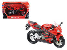 2006 HONDA CBR600R RED 1/12 MOTORCYCLE MODEL BY NEW RAY 42603