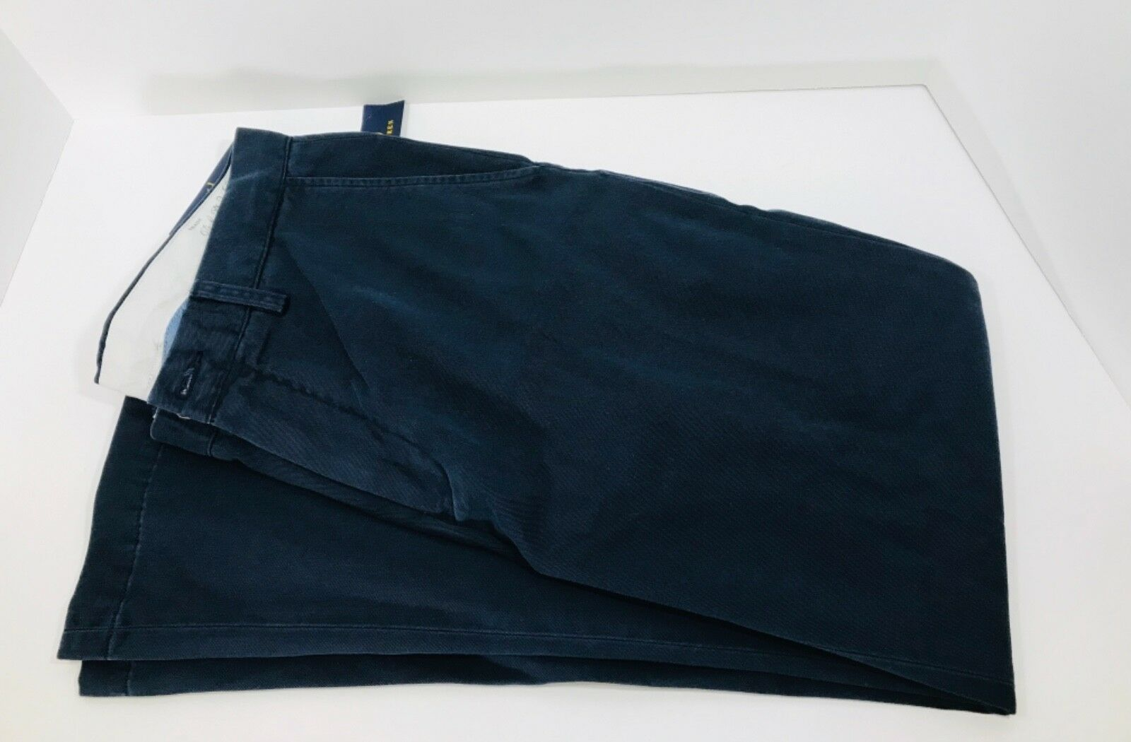 New Polo Ralph Lauren Men's Size 30 30 Realxed Fit Navy Pants