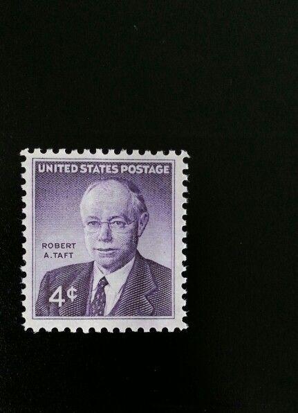 1960 4c Robert Alphonso Taft, Senate Majority Leader Sc