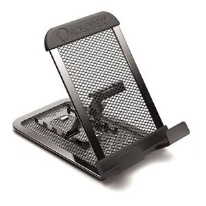 Rolodex Mobile Device Mesh Stand Vertical Horizontal
