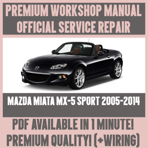 workshop manual service repair guide for mazda miata mx 5 sport rh ebay co uk repair guide mazda b3000 2003/rock auto repair guide mazda b3000 2003/rock auto