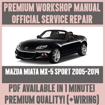 MANUALE OFFICINA MAZDA 6 my 2014 WORKSHOP MANUAL SERVICE EMAIL