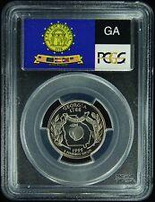 1999-S PCGS PR69DCAM Georgia Statehood Quarter