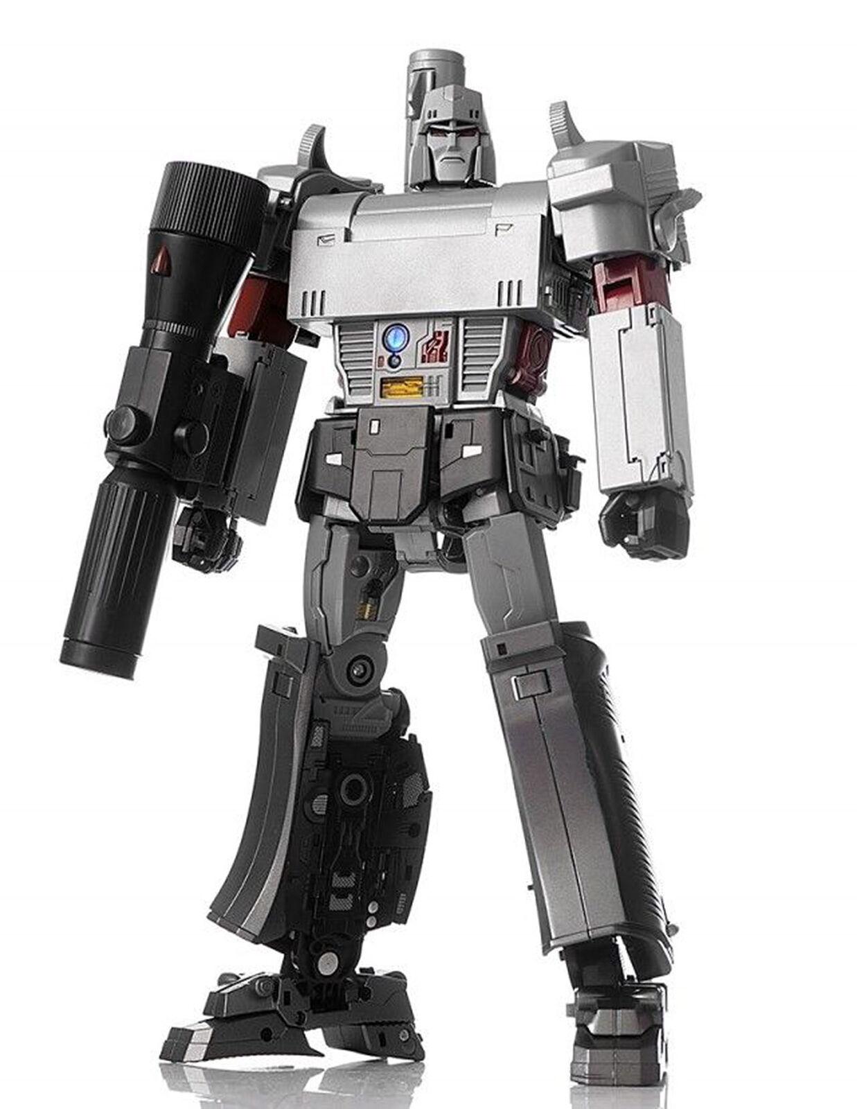 Transformers WEIJIANG NE-01 Megamaster Robot Force Gift Kids Masterpiece Toys