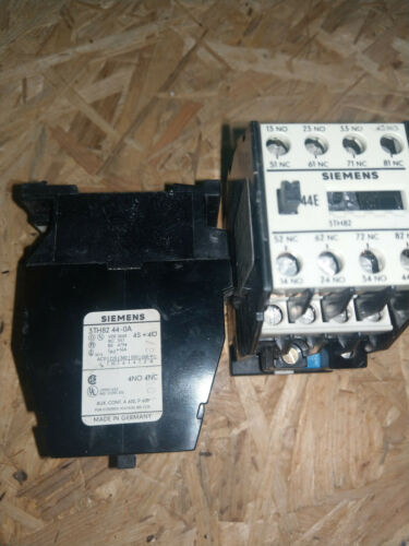 Siemens 44E Siemens 3TH82 44-0A Spulenspannung 220//264V