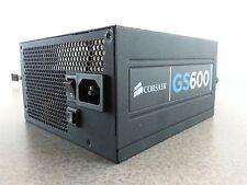 Corsair GS600 CMPSU-600G 600W PC Desktop Gaming Power Supply