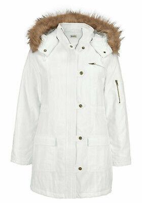 Boysen's Parka Damen Jacke aus robuster Canvas Baumwolle 46 (L) %UVP 79,99€ | eBay