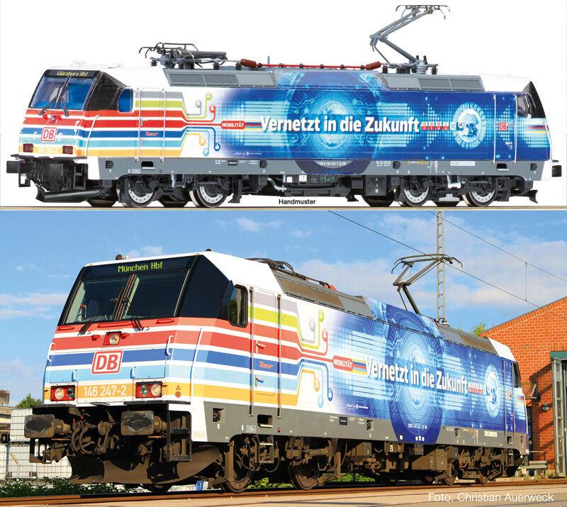 Roco H0 73674 E -Lok 146 247 -2 DB -AG Ep6 NEU
