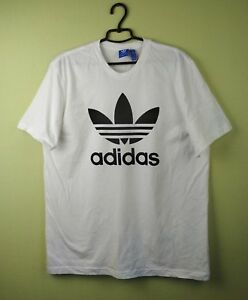 Adidas-jersey-shirt-Originals-Trefoil-official-soccer-football-size-XL