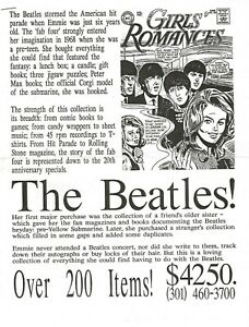 THE-BEATLES-1988-COLLECTION-LIST-OVER-200-ITEMS