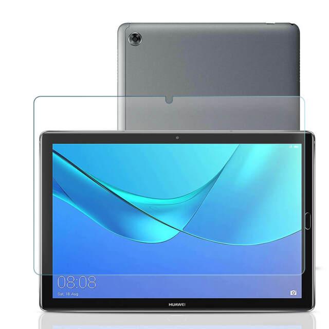 1x Glas-Folie für Huawei MediaPad T5 Klar Hartglas Displayschutzfolie 9H Klar