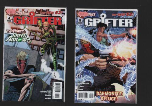 GRIFTER  #4 #5  BUNDLE   HL3.111