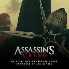ASSASSIN'S CREED (MUSIQUE DE FILM) - JED KURZEL (CD)