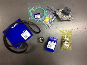 Details about Genuine Volvo D5 Timing Belt Kit With Water  PumpV70/S60/XC90/XC70