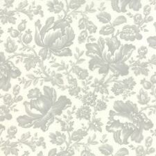 Whitewashed Cottage By 3 Sisters For Moda -  Extra Wide Linen Pebble