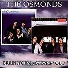 The Osmonds - Brainstorm/Steppin' Out (2008)