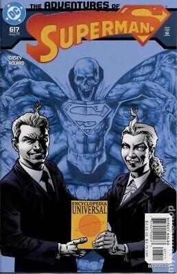Action Comics #617 FN 1988 Stock Image