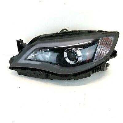 08-11 Impreza Outback WRX Headlight Headlamp Head Light Lamp Left Driver Side LH