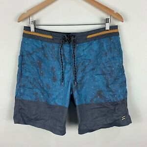 Billabong-Mens-Board-Shorts-Size-30-Multicoloured-Drawstring-Great-Condition