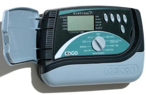 4 Stazione GALCON automatico ULTIMATE facile da usare. CONTROLLER di Irrigazione