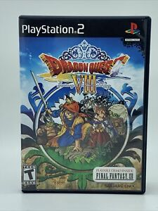 Dragon-Quest-VIII-Journey-of-Cursed-King-No-Demo-No-Manual-PlayStation-2-PS2