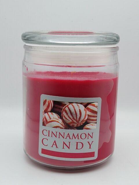 Handmade Candle in Pumpkin Shaped Jar made in USA