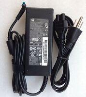 Genuine Hp Envy 14-u006tx Notebook Pc 19.5v 4.62a Smart Ac Power Adapter