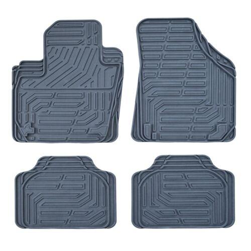 Vestibilità semi tappetini in gomma Allwetter Tappetini EDIMAX Hyundai Santa Fé da tagliare