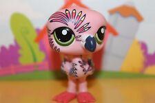 LPS Littlest Pet Shop Figur 1438 Vogel Flamingo / bird Flamingo