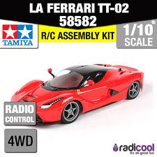 58582 TAMIYA LA FERRARI TT-02 1/10th R/C KIT RADIO CONTROL 1/10 CAR NEW IN BOX!