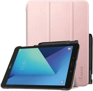 Coque pour Tablette Samsung Galaxy Tab S3 9.7 Pouces SM-T820 / T825  Or Rose Fr