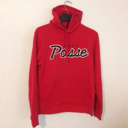 Obey NWA Posse spellout Hoodie