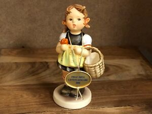 Hummel-Figurine-98-0-the-First-Purchase-5-5-8in-1-Choice-Top-Condition