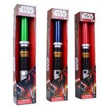 1pcs Cosplay Laser Sword Telescopic Lightsaber Laser Light Star Wars bag Pack