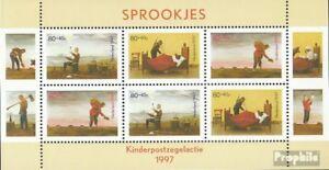 Netherlands-block54-mint-never-hinged-mnh-1997-Fairytale