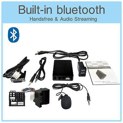Bluetooth 5.0 Musik AUX Adapter Freisprechen Für BMW E46 E39 X5 E53 X3 E83 12pin