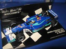 1:43 SAUBER C21 2002 USA GP N.Heidfeld L.E. 400020107 Minichamps OVP New