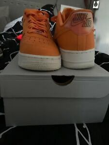 air force 1 07 essential orange