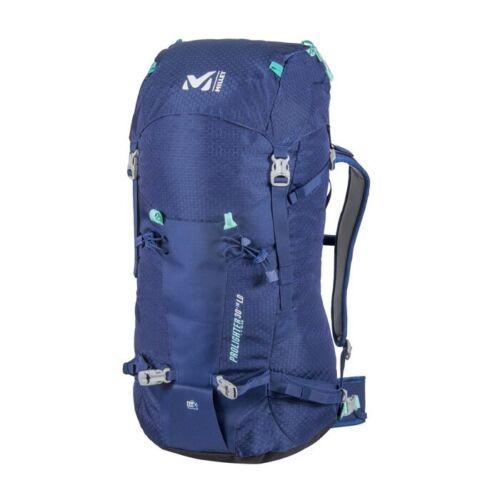 Zaino Montagna Millet Donna Prolighter 30+10 Litri Sci Alpinismo Arrampicata Blu