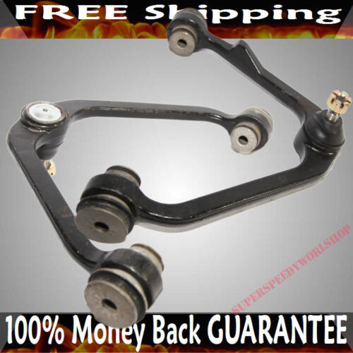 FRONT Upper Control Arm Ball Joint SET for97-03 FORD F-150 PICKUP EXCEPT 4WD AWD