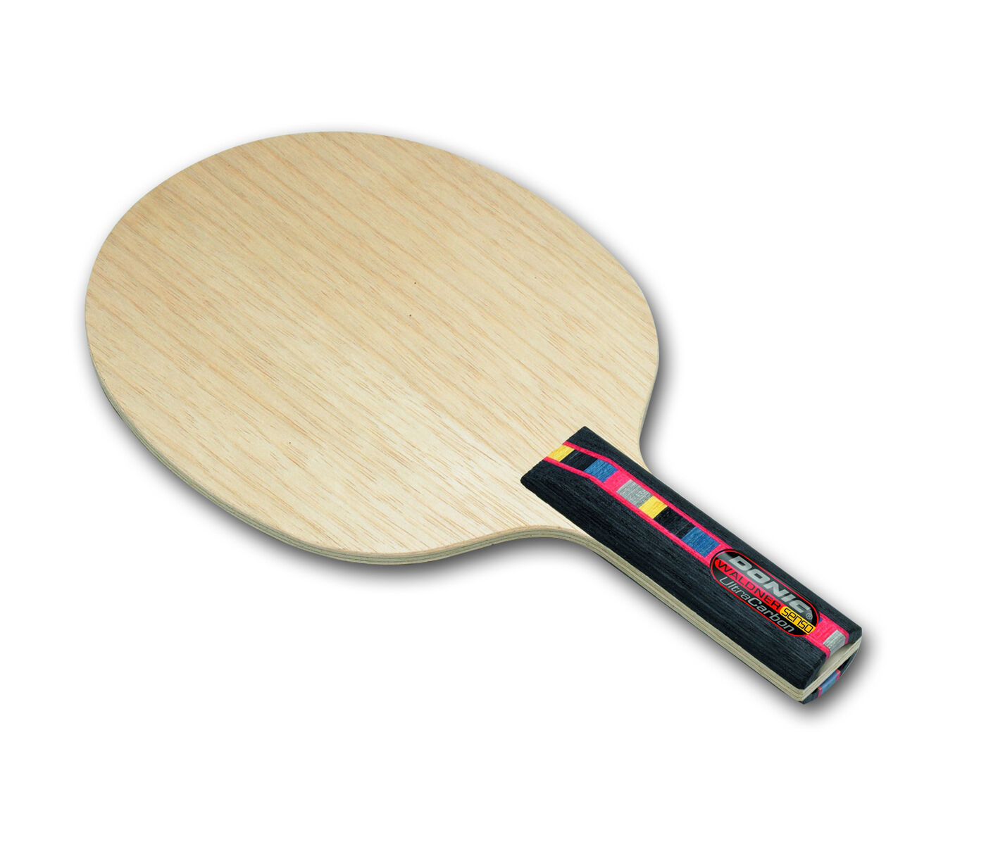 Donic Waldner Senso Ultra Charbon Tennis de Table-Bois Raquette Table