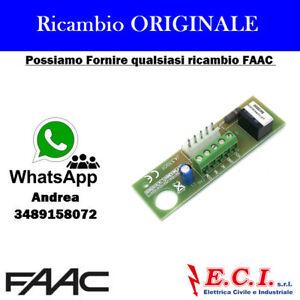 787725-Tarjetas-Interfaz-De-Original-FAAC-Genius-6020028-Para-Receptores-Injerto