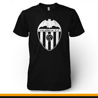 Valencia Cf España Spain Soccer Futbol T Shirt Camiseta