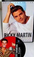 Ricky Martin: Europa - European Tour ,NEW  DVD, FREE SHIP!,LATINO MUSIC,CONCERT