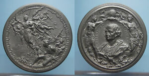 GENOVA-RARA-MEDAGLIA-1892-qFDC