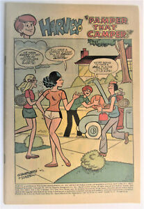Vol-1-5-1972-HARVEY-COVERLESS-COMIC-combined-shipping