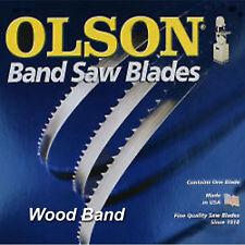 """Wood Band Band Saw Blade 80"""" x 3/8"""" x .020"""" x 4H"""